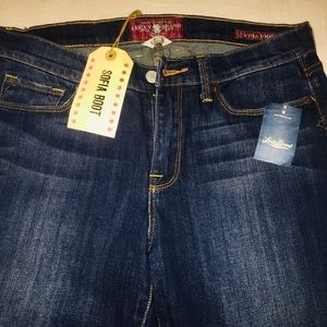 LUCKY BRAND- Jeans-Sofia Boot - 12/31